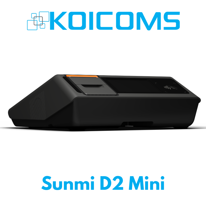 SUNMI D2 Mini Android EPOS Terminal