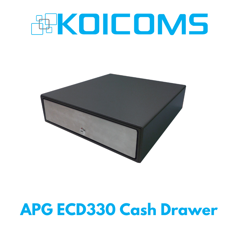 APG ECD330 Compact Cash Drawer