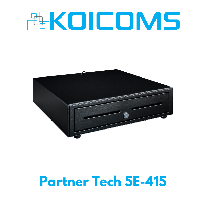 Partner Tech 5E-415 Cash Drawer