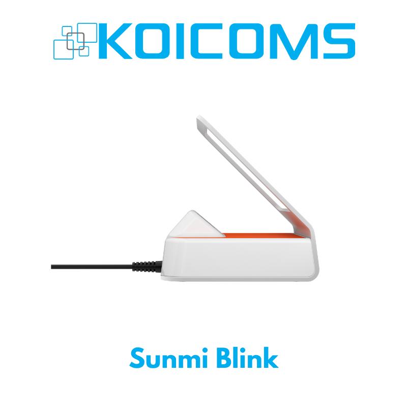 SUNMI Blink Scanning Box