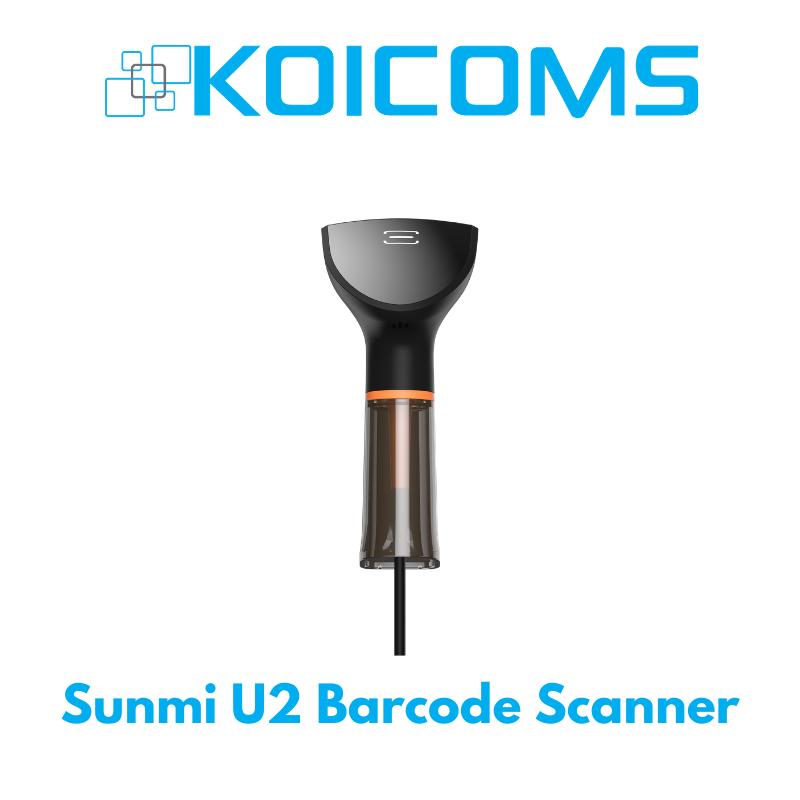 SUNMI U2 2D Handheld Barcode Scanner