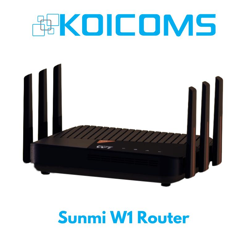 Sunmi W1 Router