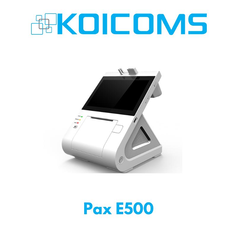 Pax E500