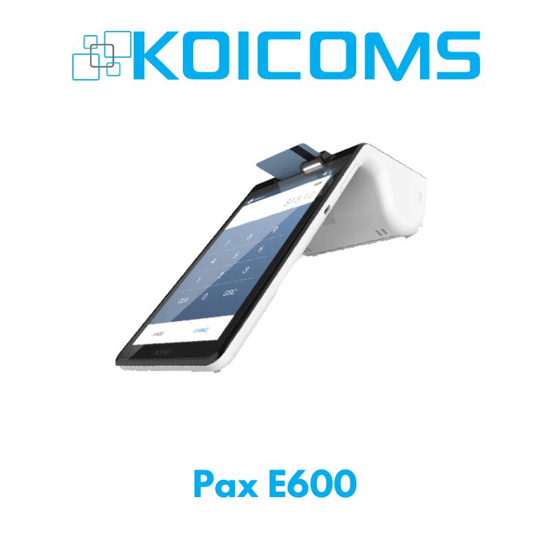 Pax E600