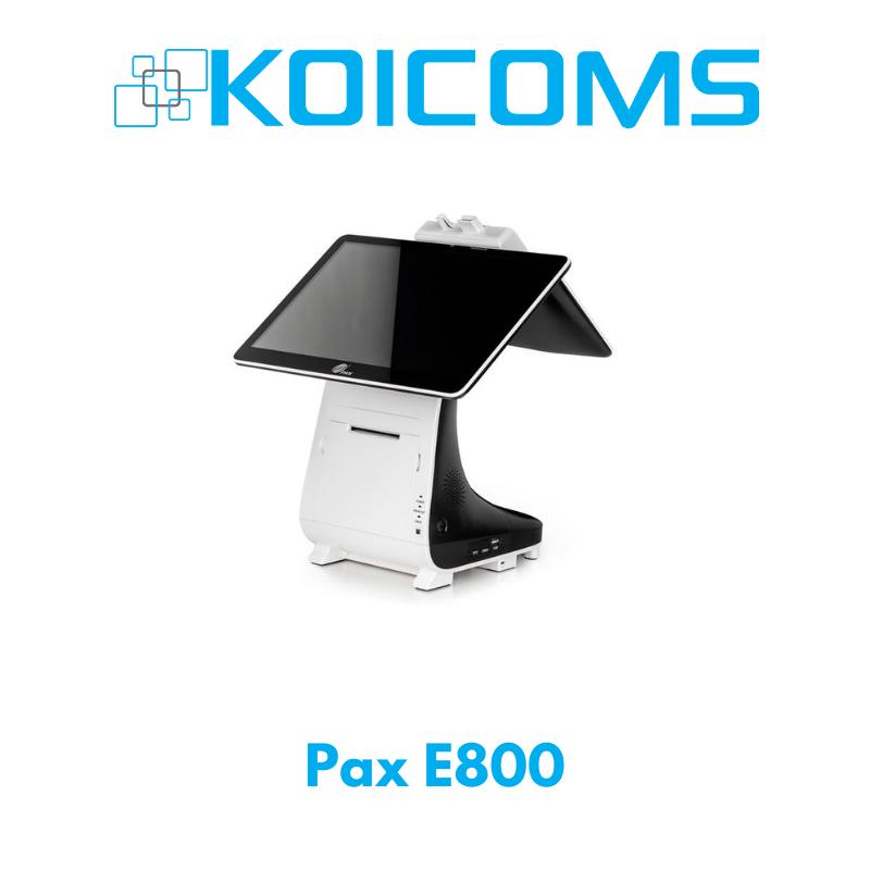 Pax E800